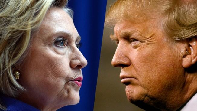 Clinton and Trump Adjust Politicking Following Florida Shooting