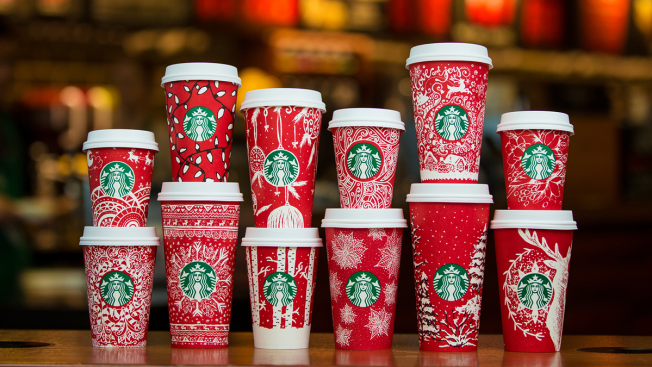 Starbucks Offers Free Drinks at Select Philly-Area Stores for '10 Days of Cheer'