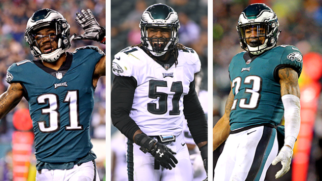 Eagles Stay Or Go - Two Key DBs and a Fringe DE