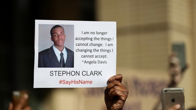 Man Regrets  Call That Led To Police Involved Stephon Clark Shooting