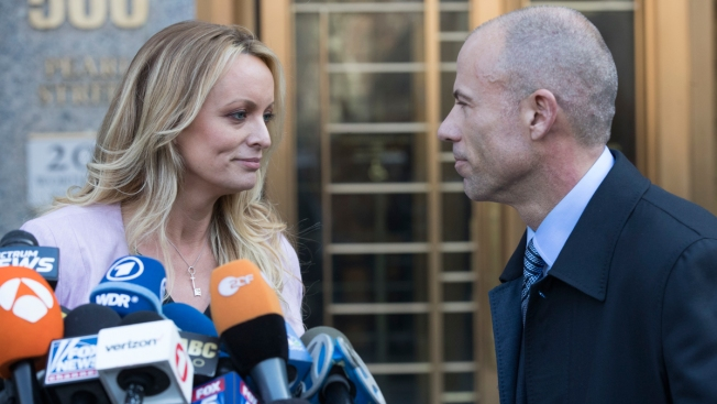 Porn Star Stormy Daniels Sues President Trump for Defamation Over 'Total Con Job' Tweet