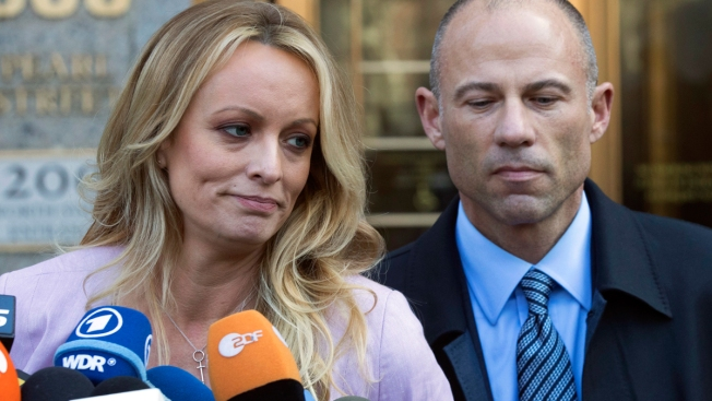 Stormy Daniels Says Michael Avenatti Sued Trump for Defamation Against Her Wishes
