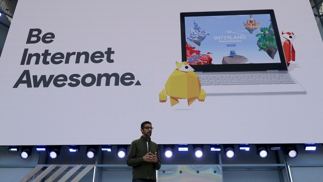 Google Pledges Not to Use AI for Weapons or Surveillance