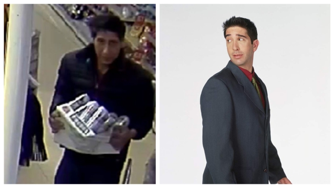 Schwimmer Dopplegänger Wasn't There for UK Court Date, Warrant Issued for His Arrest