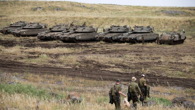 Israel, Iran Engage in Most Serious Confrontation in Syria