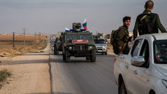 Russia Says It Sent Hundreds of Additional Troops to Syria