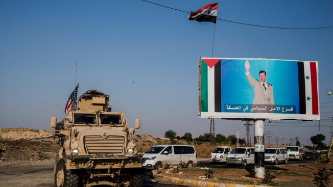 Russia Calls US Move to Protect Syrian Oil 'Banditry'