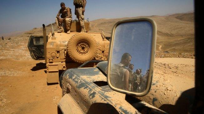 US Airstrikes Block Evacuation of ISIS Militants