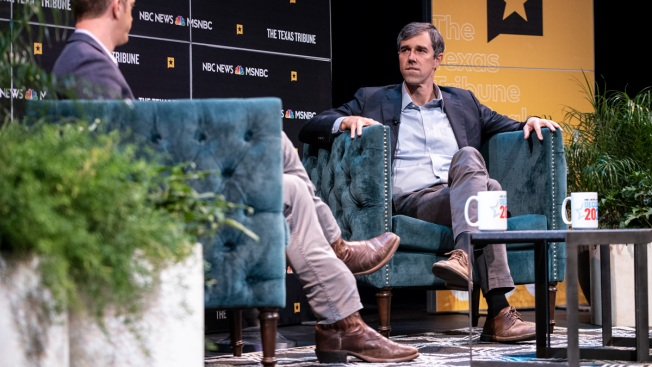 O'Rourke Says Trump Should Resign During Impeachment Inquiry