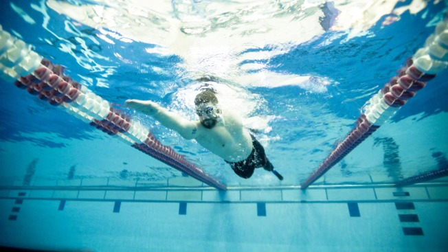 A 3D Device is Changing the Way Amputees Swim