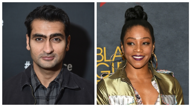Tiffany Haddish, Kumail Nanjiani Among Film Academy Invitees