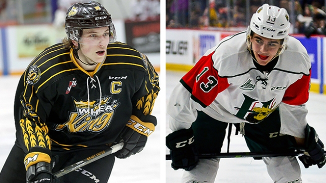 End to End: Is It Really a 2-player Race Atop the NHL Draft?
