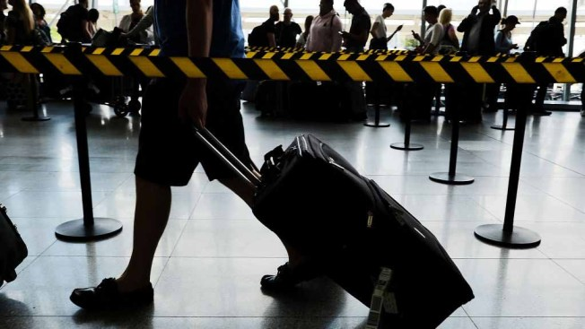 Federal Agent Shoots Self in Foot at Orlando Airport