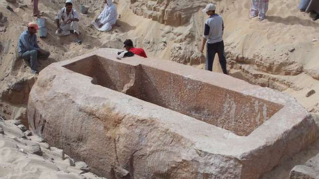 Penn Team's Discovery of Royal Tomb Opens Door on Ancient Egyptian Dynasty