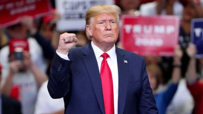 Trump Taking Victory Lap on Criminal Justice Reform