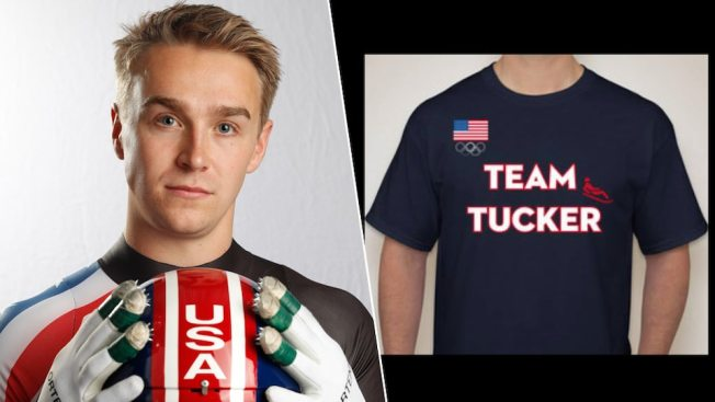 Olympic Father Mails 1,250 Shirts to Supporters
