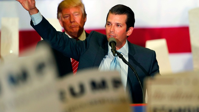 Trump Jr. Refuses Lawmakers Questions About Conversations With Dad
