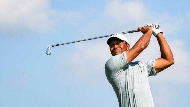 Woods Calls Nike's Kaepernick Ad a 'Beautiful Spot'
