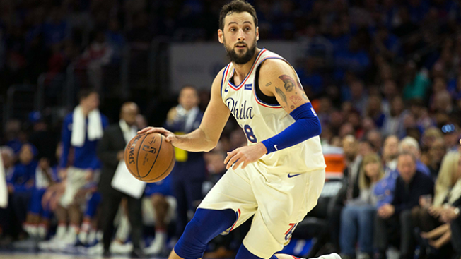 Marco Belinelli's Perspective Just as Important as His Shot