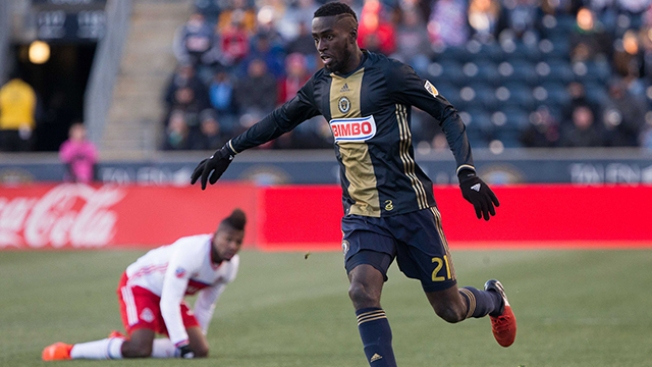 Union's Derrick Jones Named to U.S. U-20 World Cup Roster