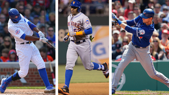 An Early Look at This Winter's Free-agent Outfield Picture