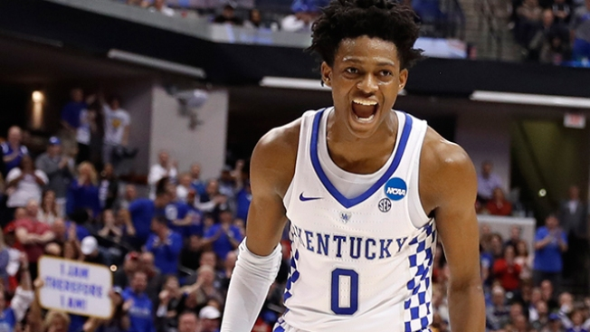 Fadool: Why De'Aaron Fox Should Be Sixers Pick at No. 3