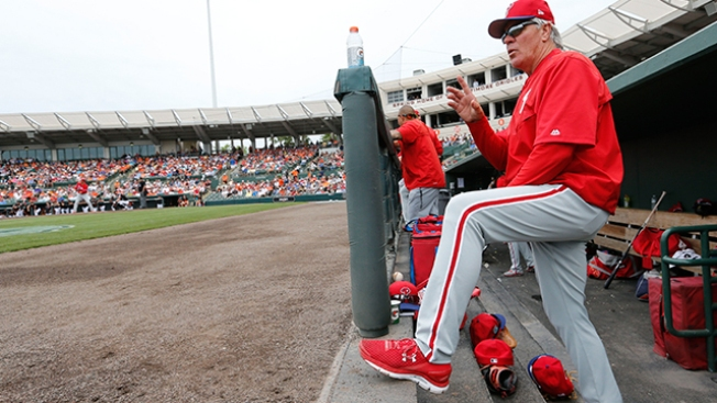 Some Guesses on How the Phillies' 25-man Roster Might Shake Out