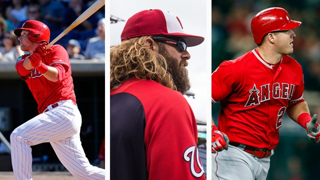 Phillies Mailbag: Werth Hindsight; Altherr-Hoskins Plans; and, of Course, Mike Trout