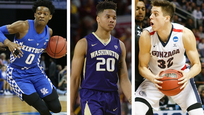 Analyzing Possible NBA Draft Lottery Picks at the Combine