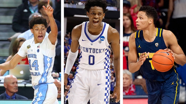 Top Draft Prospects Make Cases for How They'd Fit With Sixers