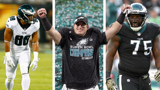 Eagles Stay Or Go - How About All the Tight Ends?