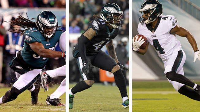 Eagles Stay Or Go - Young CBs and a New Return Man?