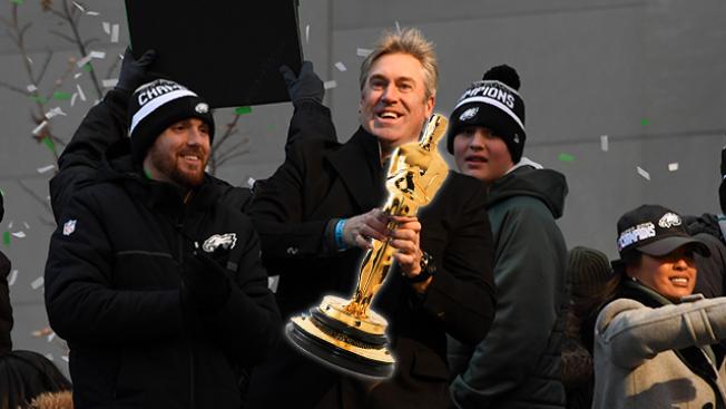 The Academy Awards - Eagles Edition