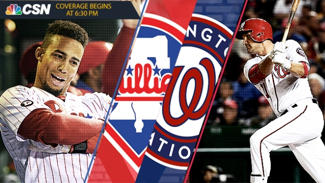 Phillies-Nationals 5 Things: Catching NL East-leading Nats at Right Time