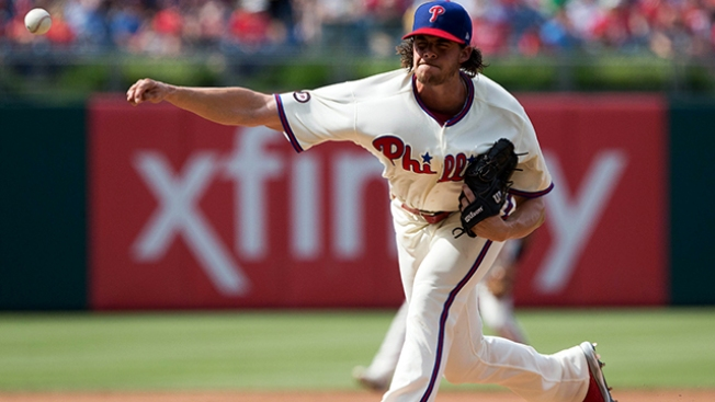 Phillies Hit 6 Homers In 7-1 Rout Of Padres