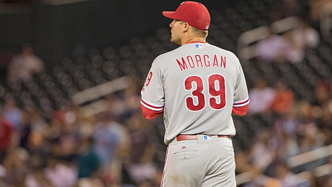 Adam Morgan Finally Falters in Phillies' Loss, But Remains Confident in Bullpen Role