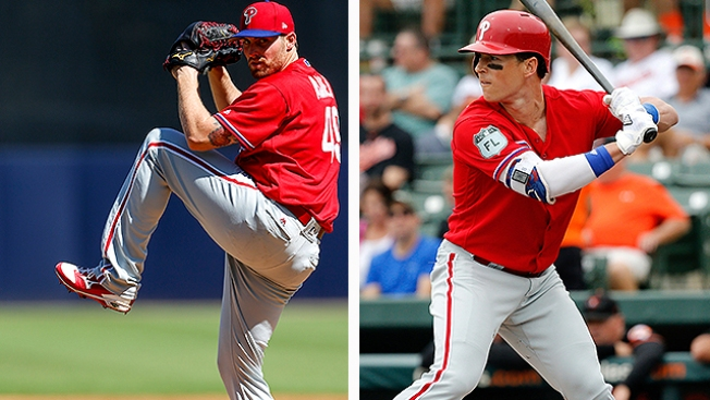 Phillies Trade Alec Asher, Release Chris Coghlan as Roster Comes Into Focus