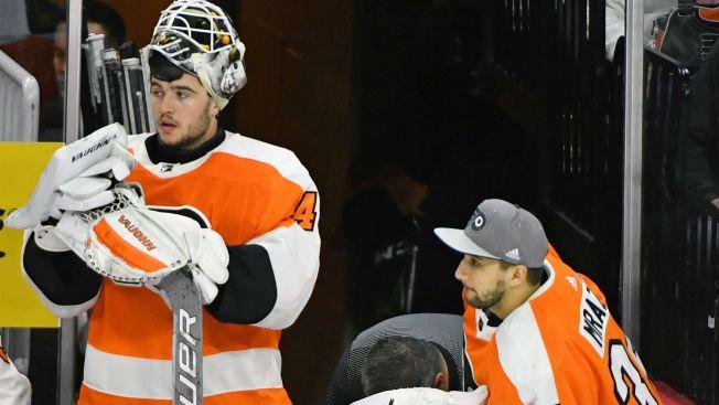 Alex Lyon Can Save the Flyers' Season