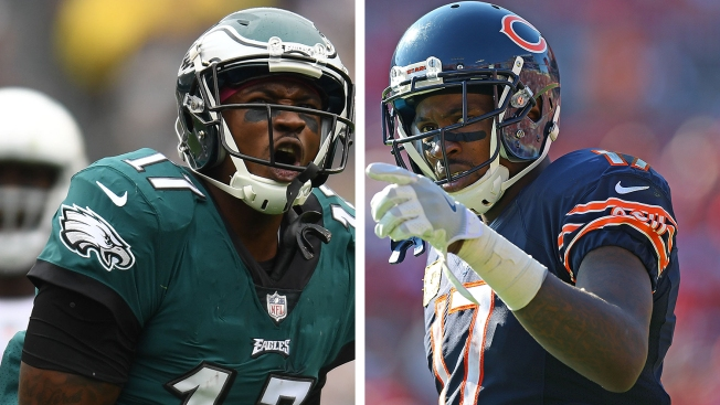 Alshon Jeffery doubles down on Super Bowl prediction