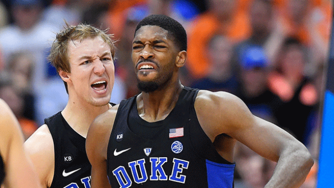 A Philly Kid, Duke's Amile Jefferson Ready to Take the Next Step