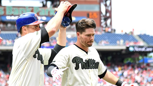 Andrew Knapp's Long Homer a Bright Spot for Skidding Phillies as Rookie Pushes Cameron Rupp