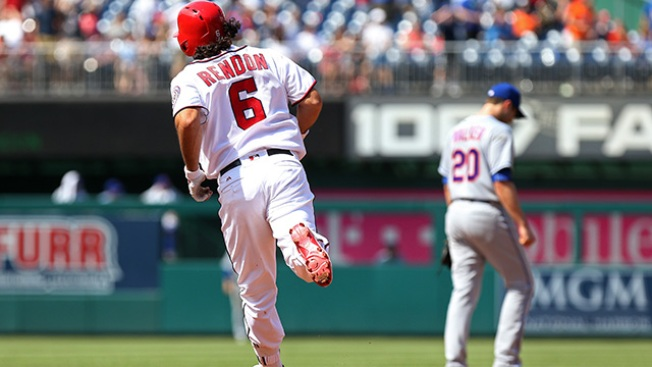 Best of MLB: Rendon Explodes for 3 Homers, 10 RBIs in Nats' 23-5 Win Vs. Mets