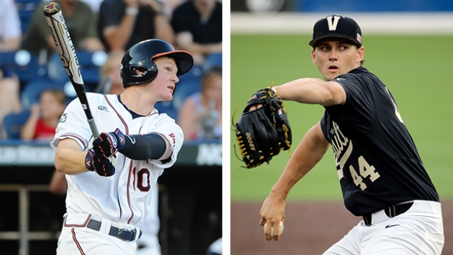 MLB Draft Night: 5 College Players Phillies Fans Should Monitor