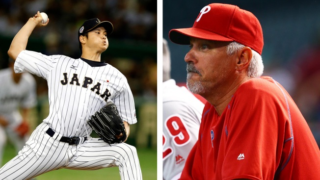 Phillies Name Rick Kranitz Pitching Coach, Make Long-shot Pitch to Shohei Ohtani