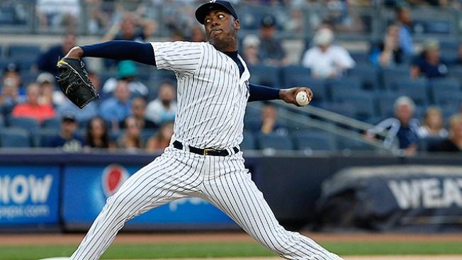 MLB Notes: Yankees Place Closer Aroldis Chapman on DL