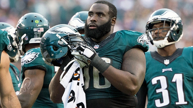 Bennie Logan on Pending Free Agency: 'This Is Where I See Myself at'
