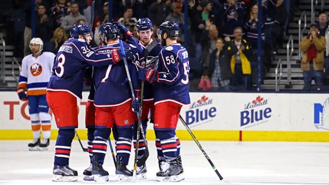 Best of NHL: Blue Jackets Crush Islanders, 7-0