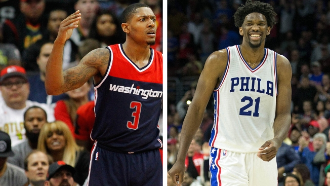 Philadelphia 76ers fall to Washington Wizards in season opener