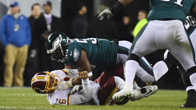 Even the Eagles' Defense Didn't Take Mark Sanchez Seriously