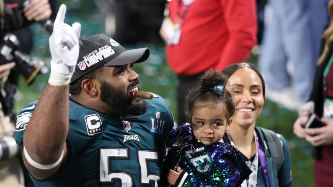 How Brandon Graham Went From Bust to Super Bowl Hero